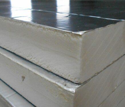 PIR insulation boards